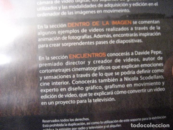 Libros de segunda mano: CURSO DE FOTOGRAFIA DIGITAL EN DVD 40 DE AGOSTINI - Foto 26 - 137443662