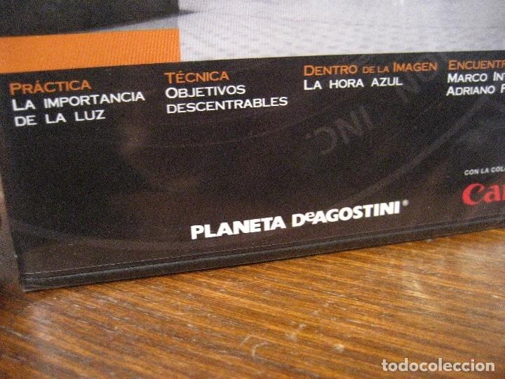 Libros de segunda mano: CURSO DE FOTOGRAFIA DIGITAL EN DVD 40 DE AGOSTINI - Foto 28 - 137443662