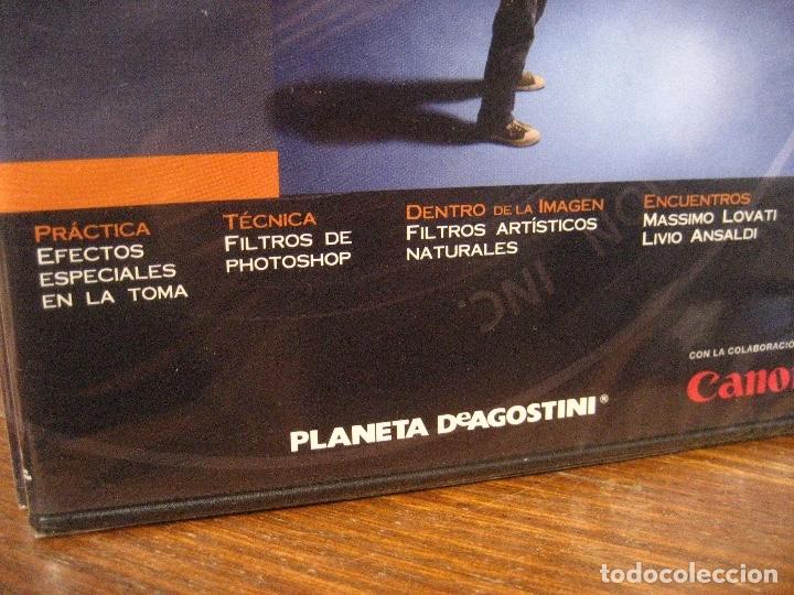 Libros de segunda mano: CURSO DE FOTOGRAFIA DIGITAL EN DVD 40 DE AGOSTINI - Foto 29 - 137443662
