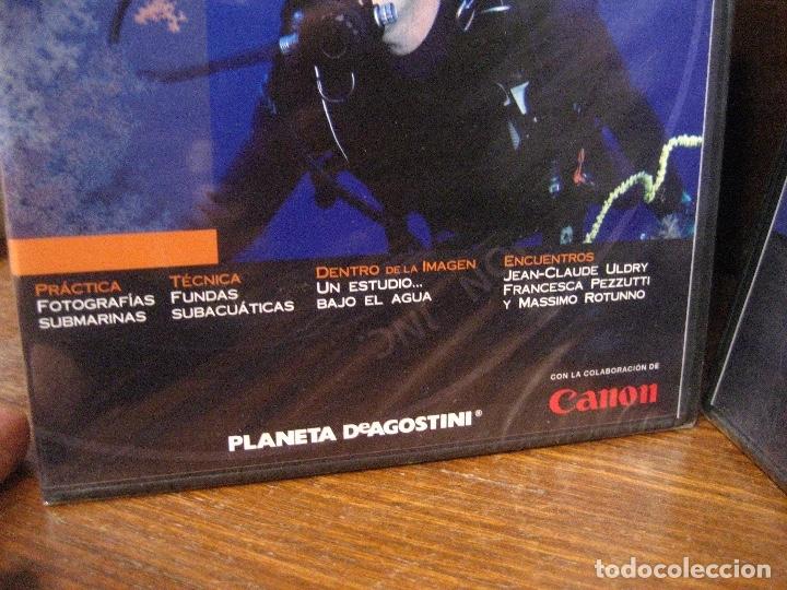 Libros de segunda mano: CURSO DE FOTOGRAFIA DIGITAL EN DVD 40 DE AGOSTINI - Foto 31 - 137443662