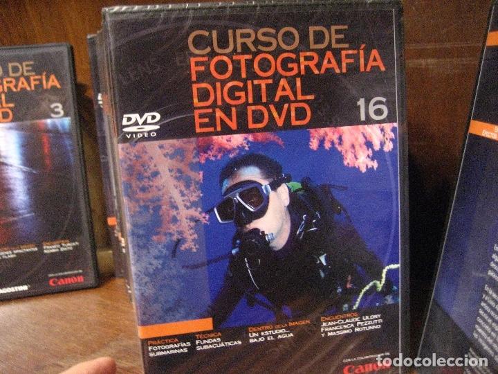 Libros de segunda mano: CURSO DE FOTOGRAFIA DIGITAL EN DVD 40 DE AGOSTINI - Foto 32 - 137443662
