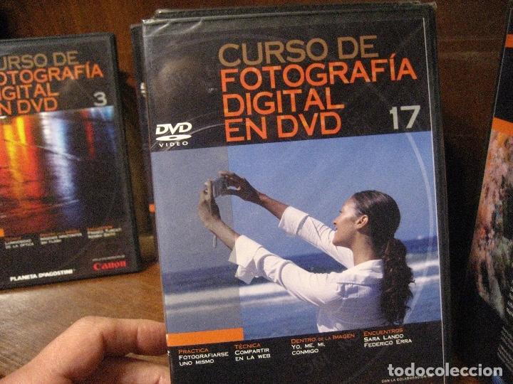 Libros de segunda mano: CURSO DE FOTOGRAFIA DIGITAL EN DVD 40 DE AGOSTINI - Foto 34 - 137443662