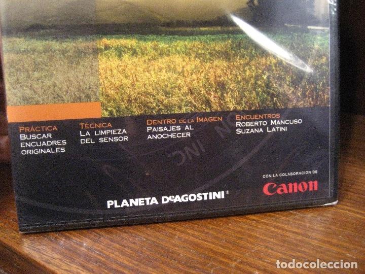 Libros de segunda mano: CURSO DE FOTOGRAFIA DIGITAL EN DVD 40 DE AGOSTINI - Foto 35 - 137443662