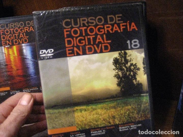 Libros de segunda mano: CURSO DE FOTOGRAFIA DIGITAL EN DVD 40 DE AGOSTINI - Foto 36 - 137443662