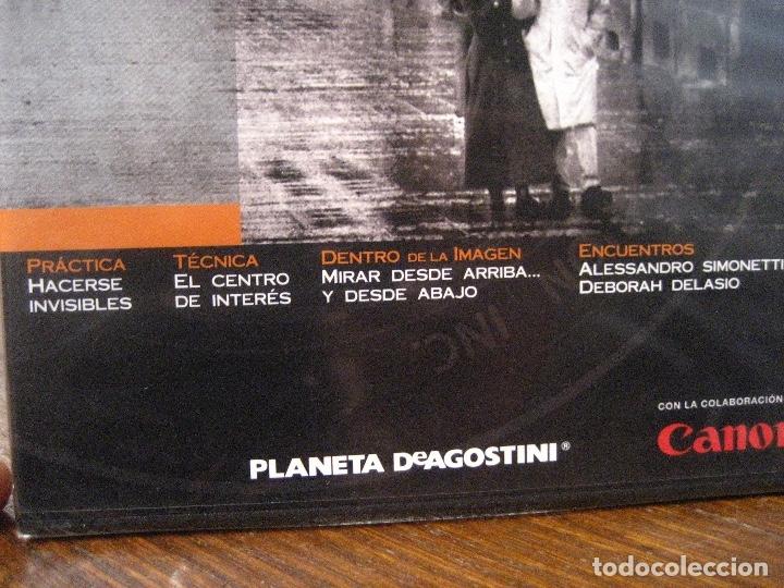 Libros de segunda mano: CURSO DE FOTOGRAFIA DIGITAL EN DVD 40 DE AGOSTINI - Foto 37 - 137443662