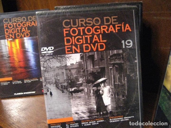 Libros de segunda mano: CURSO DE FOTOGRAFIA DIGITAL EN DVD 40 DE AGOSTINI - Foto 38 - 137443662