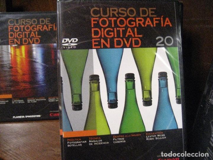 Libros de segunda mano: CURSO DE FOTOGRAFIA DIGITAL EN DVD 40 DE AGOSTINI - Foto 40 - 137443662