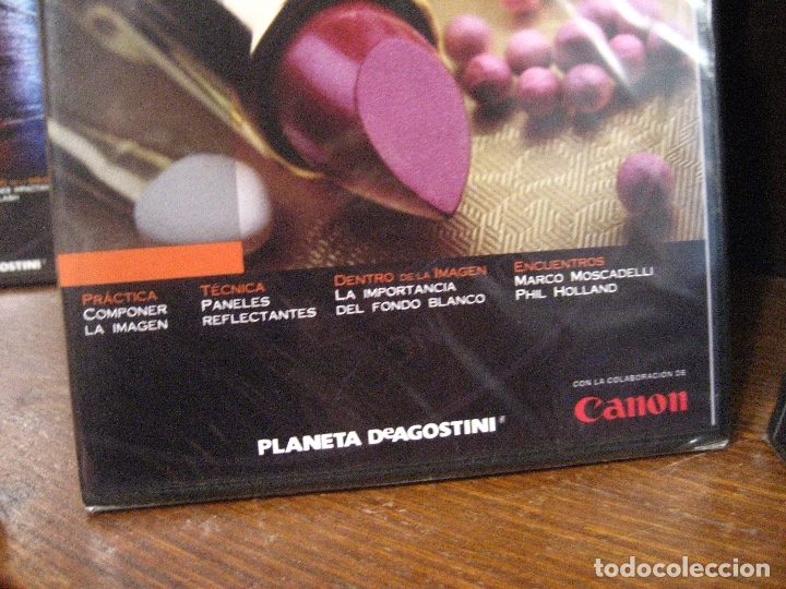 Libros de segunda mano: CURSO DE FOTOGRAFIA DIGITAL EN DVD 40 DE AGOSTINI - Foto 41 - 137443662