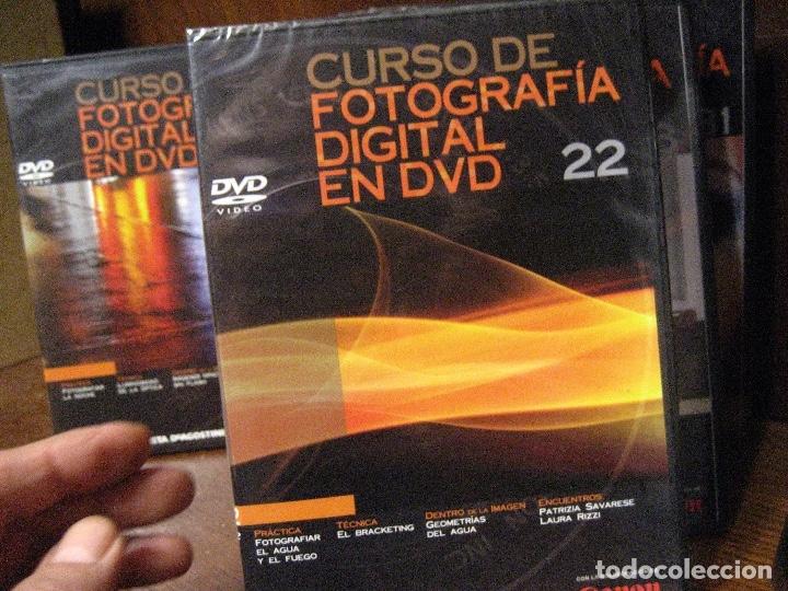 Libros de segunda mano: CURSO DE FOTOGRAFIA DIGITAL EN DVD 40 DE AGOSTINI - Foto 43 - 137443662