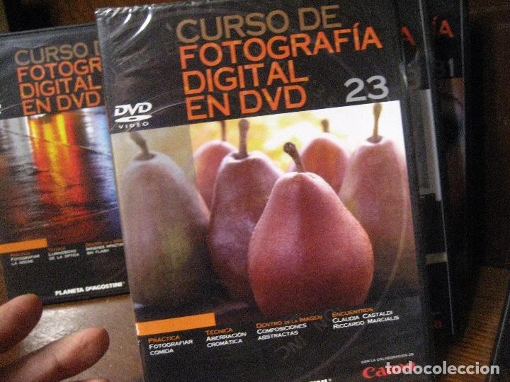 Libros de segunda mano: CURSO DE FOTOGRAFIA DIGITAL EN DVD 40 DE AGOSTINI - Foto 44 - 137443662