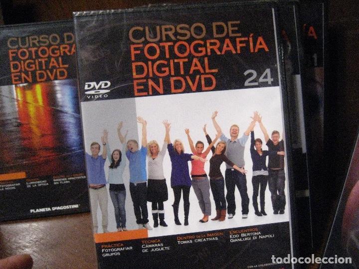 Libros de segunda mano: CURSO DE FOTOGRAFIA DIGITAL EN DVD 40 DE AGOSTINI - Foto 45 - 137443662