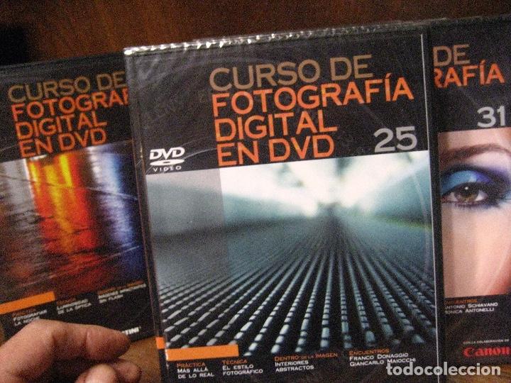 Libros de segunda mano: CURSO DE FOTOGRAFIA DIGITAL EN DVD 40 DE AGOSTINI - Foto 47 - 137443662