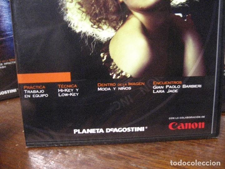 Libros de segunda mano: CURSO DE FOTOGRAFIA DIGITAL EN DVD 40 DE AGOSTINI - Foto 49 - 137443662