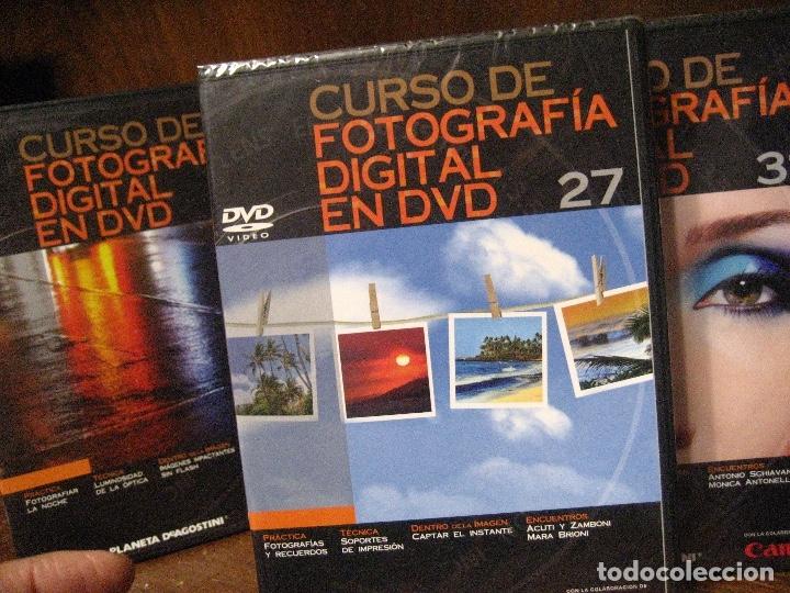 Libros de segunda mano: CURSO DE FOTOGRAFIA DIGITAL EN DVD 40 DE AGOSTINI - Foto 50 - 137443662