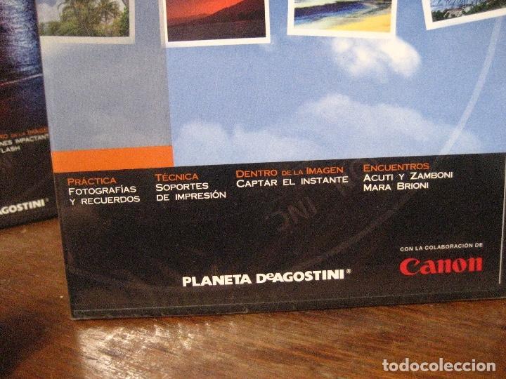 Libros de segunda mano: CURSO DE FOTOGRAFIA DIGITAL EN DVD 40 DE AGOSTINI - Foto 51 - 137443662