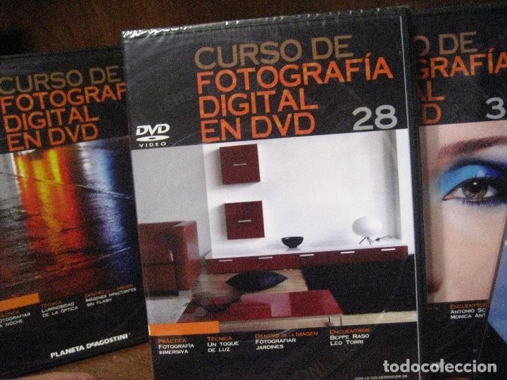 Libros de segunda mano: CURSO DE FOTOGRAFIA DIGITAL EN DVD 40 DE AGOSTINI - Foto 52 - 137443662