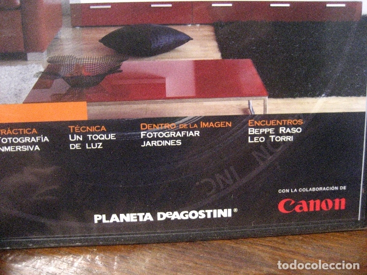 Libros de segunda mano: CURSO DE FOTOGRAFIA DIGITAL EN DVD 40 DE AGOSTINI - Foto 53 - 137443662
