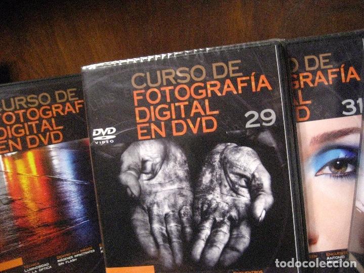 Libros de segunda mano: CURSO DE FOTOGRAFIA DIGITAL EN DVD 40 DE AGOSTINI - Foto 54 - 137443662