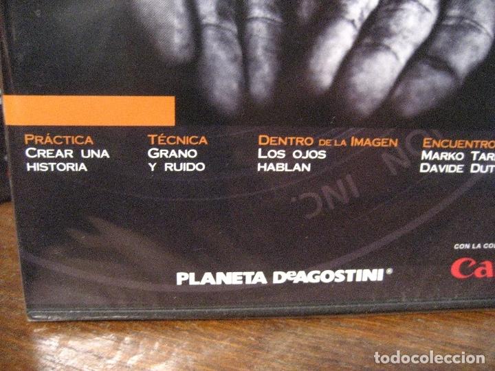 Libros de segunda mano: CURSO DE FOTOGRAFIA DIGITAL EN DVD 40 DE AGOSTINI - Foto 55 - 137443662