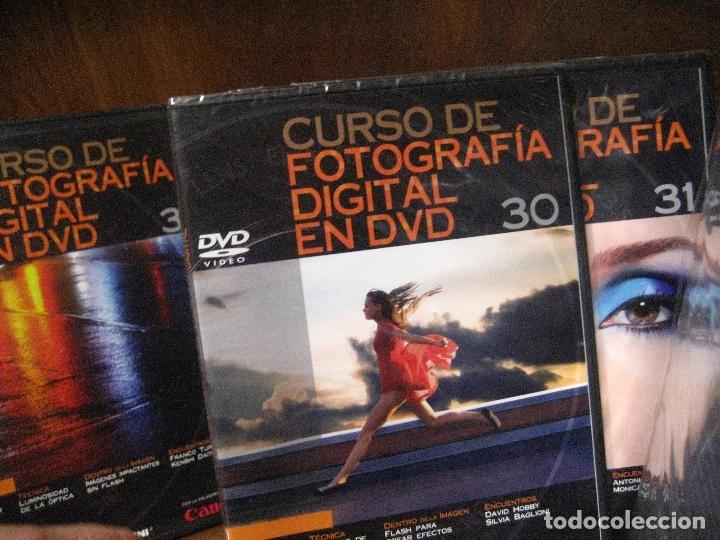 Libros de segunda mano: CURSO DE FOTOGRAFIA DIGITAL EN DVD 40 DE AGOSTINI - Foto 56 - 137443662