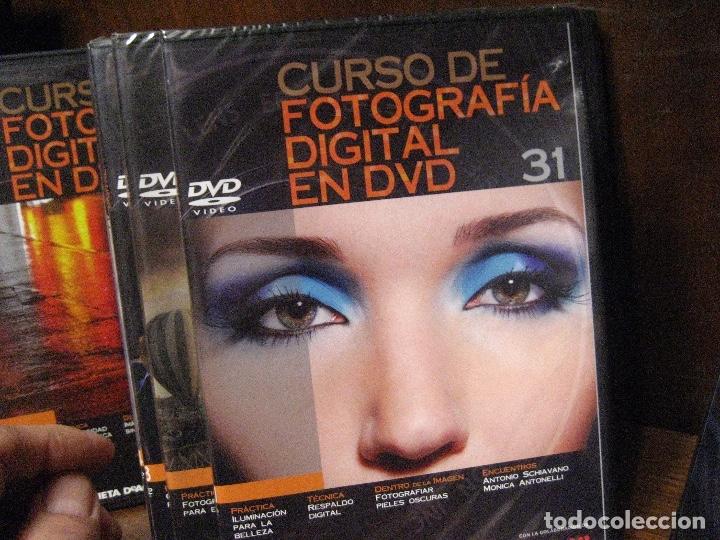 Libros de segunda mano: CURSO DE FOTOGRAFIA DIGITAL EN DVD 40 DE AGOSTINI - Foto 57 - 137443662