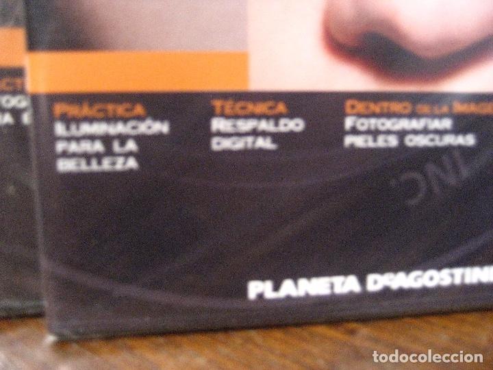 Libros de segunda mano: CURSO DE FOTOGRAFIA DIGITAL EN DVD 40 DE AGOSTINI - Foto 58 - 137443662