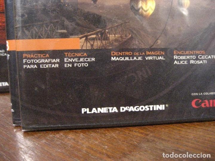 Libros de segunda mano: CURSO DE FOTOGRAFIA DIGITAL EN DVD 40 DE AGOSTINI - Foto 60 - 137443662