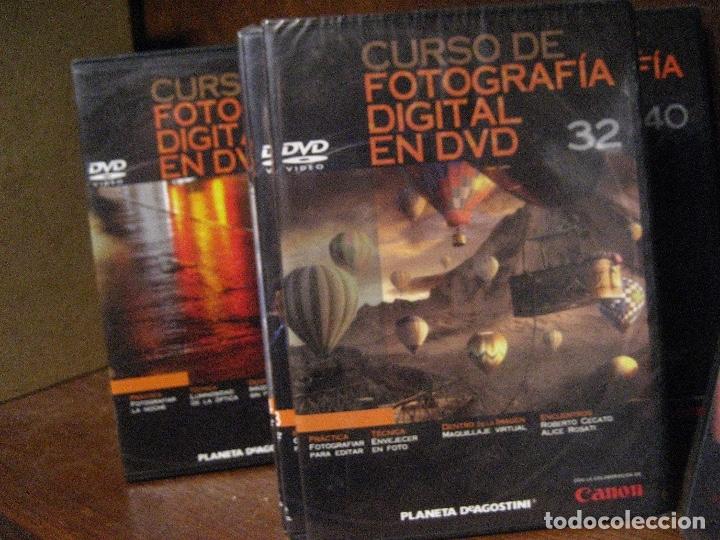 Libros de segunda mano: CURSO DE FOTOGRAFIA DIGITAL EN DVD 40 DE AGOSTINI - Foto 61 - 137443662