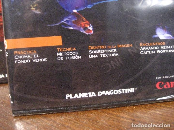 Libros de segunda mano: CURSO DE FOTOGRAFIA DIGITAL EN DVD 40 DE AGOSTINI - Foto 62 - 137443662