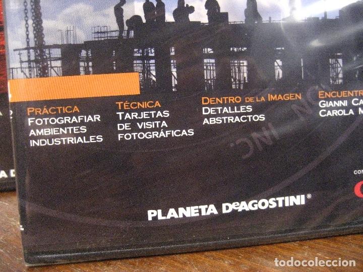Libros de segunda mano: CURSO DE FOTOGRAFIA DIGITAL EN DVD 40 DE AGOSTINI - Foto 64 - 137443662