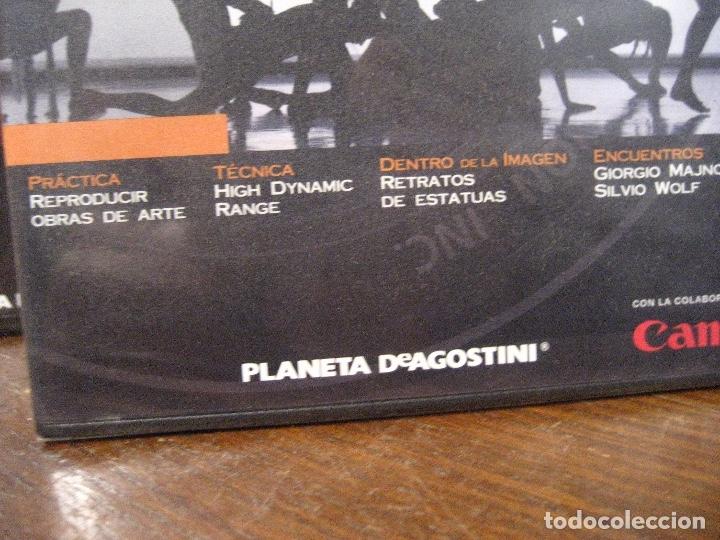 Libros de segunda mano: CURSO DE FOTOGRAFIA DIGITAL EN DVD 40 DE AGOSTINI - Foto 66 - 137443662