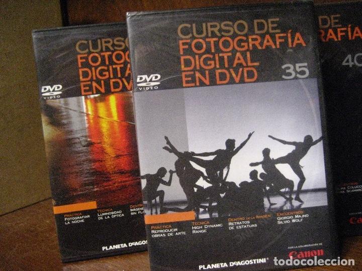 Libros de segunda mano: CURSO DE FOTOGRAFIA DIGITAL EN DVD 40 DE AGOSTINI - Foto 67 - 137443662