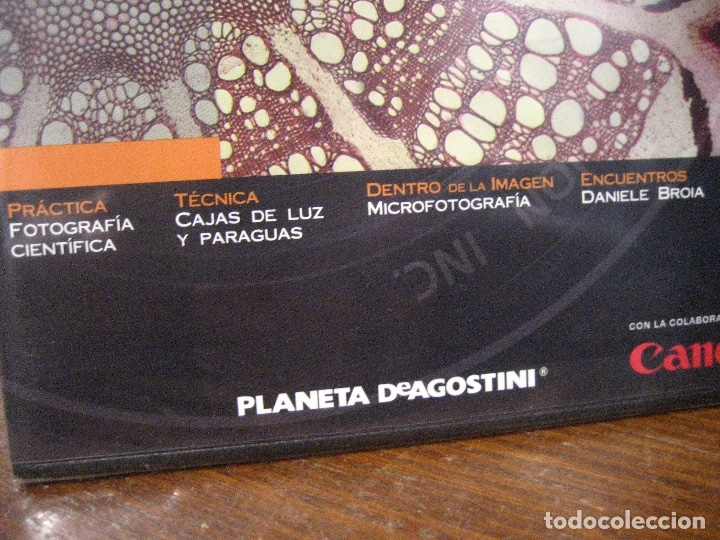 Libros de segunda mano: CURSO DE FOTOGRAFIA DIGITAL EN DVD 40 DE AGOSTINI - Foto 68 - 137443662