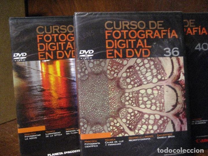 Libros de segunda mano: CURSO DE FOTOGRAFIA DIGITAL EN DVD 40 DE AGOSTINI - Foto 69 - 137443662