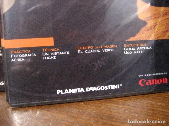 Libros de segunda mano: CURSO DE FOTOGRAFIA DIGITAL EN DVD 40 DE AGOSTINI - Foto 70 - 137443662