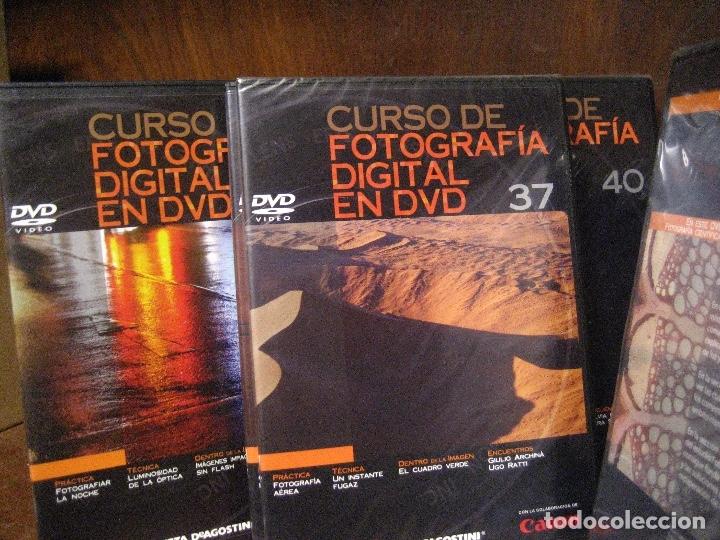 Libros de segunda mano: CURSO DE FOTOGRAFIA DIGITAL EN DVD 40 DE AGOSTINI - Foto 71 - 137443662