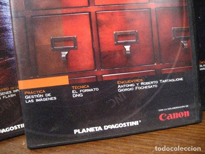 Libros de segunda mano: CURSO DE FOTOGRAFIA DIGITAL EN DVD 40 DE AGOSTINI - Foto 72 - 137443662