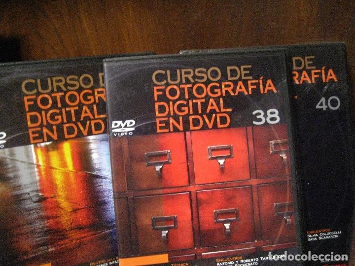 Libros de segunda mano: CURSO DE FOTOGRAFIA DIGITAL EN DVD 40 DE AGOSTINI - Foto 73 - 137443662