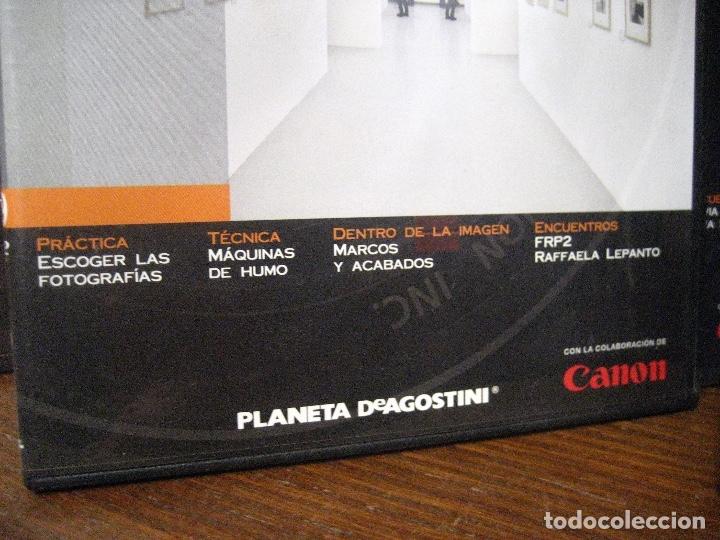 Libros de segunda mano: CURSO DE FOTOGRAFIA DIGITAL EN DVD 40 DE AGOSTINI - Foto 74 - 137443662