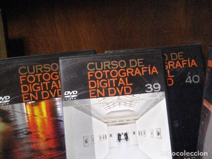 Libros de segunda mano: CURSO DE FOTOGRAFIA DIGITAL EN DVD 40 DE AGOSTINI - Foto 75 - 137443662