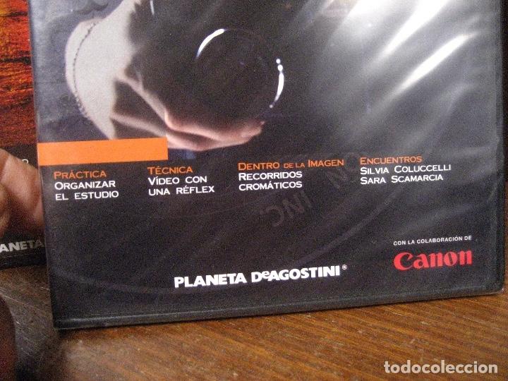 Libros de segunda mano: CURSO DE FOTOGRAFIA DIGITAL EN DVD 40 DE AGOSTINI - Foto 76 - 137443662