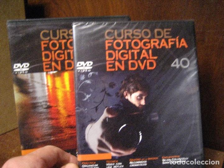 Libros de segunda mano: CURSO DE FOTOGRAFIA DIGITAL EN DVD 40 DE AGOSTINI - Foto 77 - 137443662