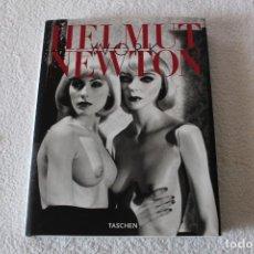 Libros de segunda mano: HELMUT NEWTON: WORK - TASCHEN 2000 EXPOSICION BERLIN. Lote 139082458