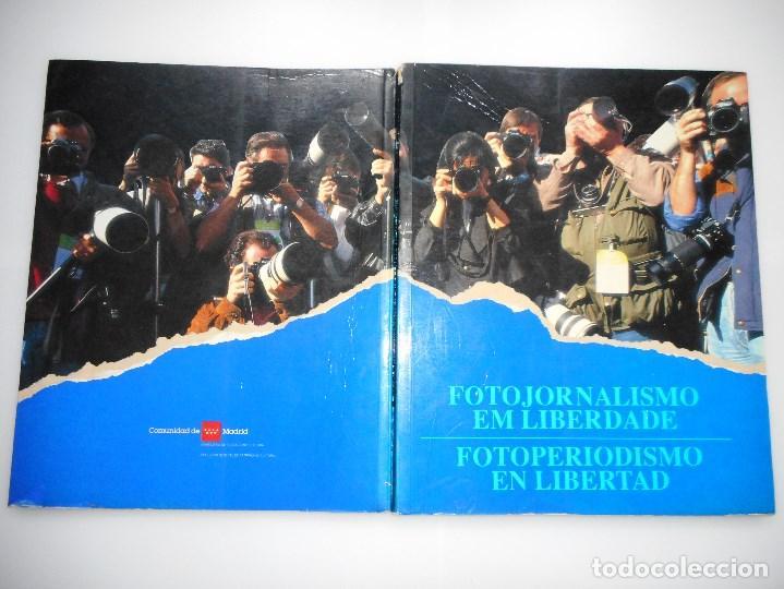 FOTOJORNALISMO EM LIBERDADE. FOTOJORNALISMO EN LIBERTAD Y90900 (Libros de Segunda Mano - Bellas artes, ocio y coleccionismo - Diseño y Fotografía)