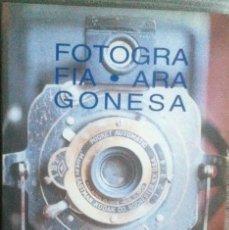 Libros de segunda mano: FOTOGRAFIA ARAGONESA EN LOS 80 - EXPOSICIÓN MERCEDES MARINA. DIPUTACION GENERAL DE ARAGÓN 1991. Lote 139872110