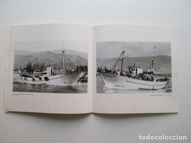 Libros de segunda mano: MOTRIL (GRANADA) IMÁGENES TRADICIONALES DE LA PESCA, 2010 - Foto 4 - 140392706
