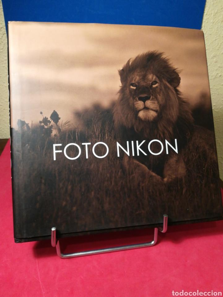 FOTO NIKON 08 - PRIMERA EDICIÓN (Libros de Segunda Mano - Bellas artes, ocio y coleccionismo - Diseño y Fotografía)