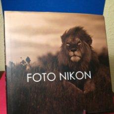 Libros de segunda mano: FOTO NIKON 08 - PRIMERA EDICIÓN. Lote 140943286