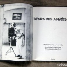 Libros de segunda mano: STARS DES ANNÉES 20 - JAMES ABBE, FOTÓGRAFO / ED. 1975. Lote 141653546