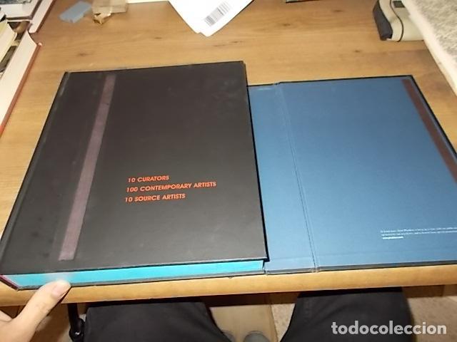 Libros de segunda mano: CREAM 3. 10 CURADORES / 100 ARTISTAS CONTEMPORÁNEOS / 10 ARTISTAS DE ORIGEN. PHAIDON. 2003.UNA JOYA - Foto 3 - 141673010